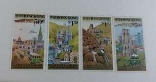懷舊珍藏郵票系列 (24)