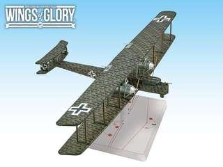 Wings of Glory WW1 German Zeppelin Staaken R. IV Bomber Aircraft