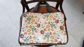 🚚 Waterproof vinyl Laptop bag