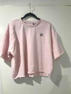 Fila sweat crop - XL