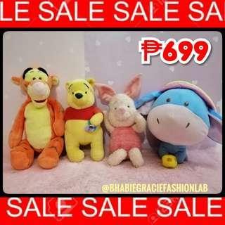 Pooh and Friends Bundle Sale
