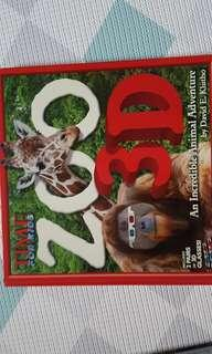 Times Hardcover Zoo 3D book