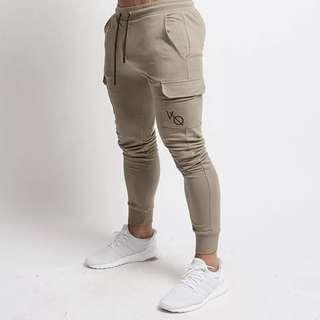 🚚 Vanquish Side Pocket Gym Joggers