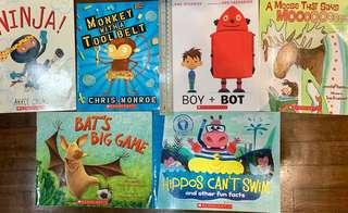 Scholastic Early Readers