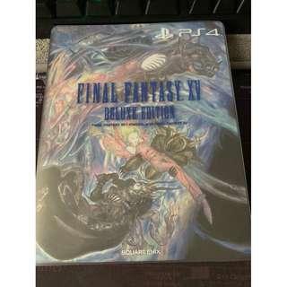 PS4 Final Fantasy XV Deluxe Edition