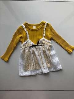 Baby Dress #MakeSpaceForLove
