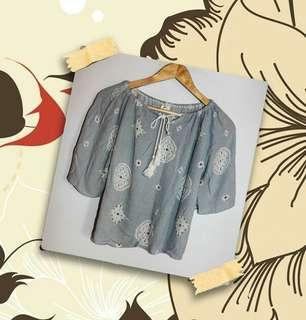 Mandala Boho Shirt