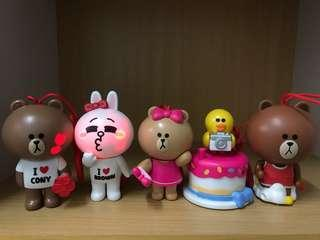 Line Friend Toy