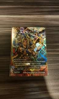 🚚 Golden Dragon Knight Lord, Tutankhamun Double Rare Card