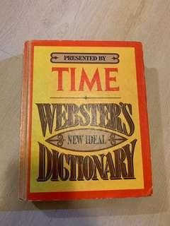 Time Webster's Dictionary