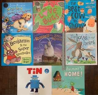Award winning Children's story books