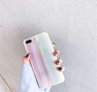 🚚 [PO] IPhone holographic phone cases