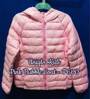 Uniqlo Bubble Coat