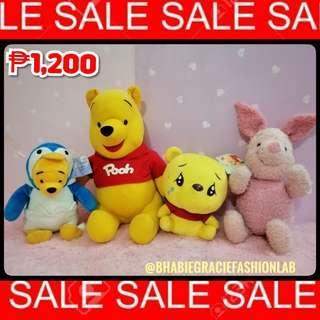 Winnie the Pooh Bundle #3