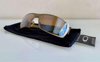 Oakley Spike Titanium/Titanium Iridium (RARE)