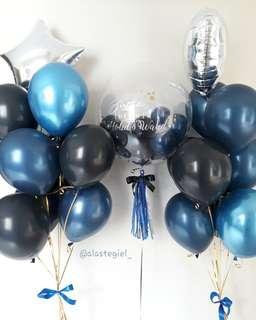 Balloon Surprise Delivery- Balloon Series- SET TIRITH