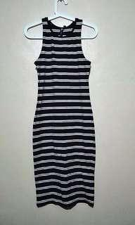 Cotton on Body Con Halter Dress