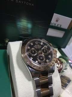 🚚 Rolex Daytona 116523