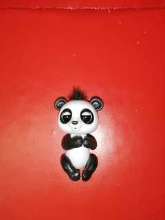 電子熊貓玩具