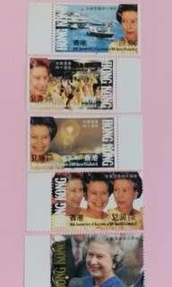 懷舊珍藏郵票系列 (32)