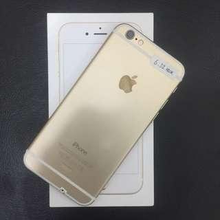 iPhone 6 32gb Gold ex Resmi iBox Bisa Tt