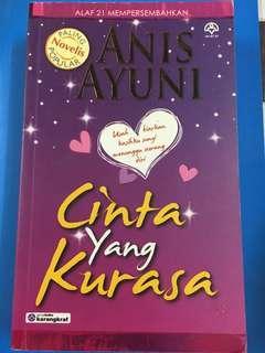 Novel cinta yang ku rasa