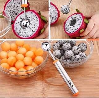 水果挖球器 不銹鋼勺子