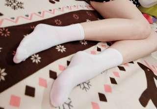 學生白短襪🌸出清🍓