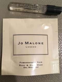 Jo Malone - Perfume and Body Wash