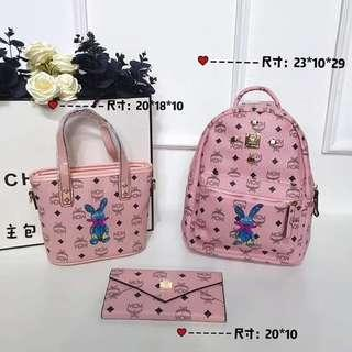 Bundle Promo Sale ❤️  MCM Bag 🍃