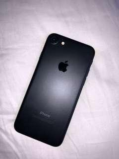 Unlocked iPhone 7
