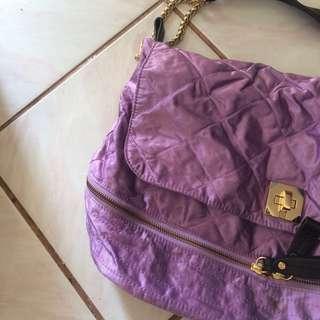 JPK Paris 75 Violet Bag