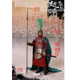 JSModel 1/6 Scale 神话 秦军叛将 赵旷 MN010 - The Myth Warring States Series - 1/6 Defecting General Zhao Kuang of Qin