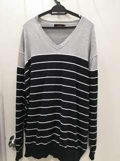 Men's Sweater Plus Size