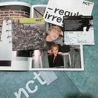 [WTS] NCT 127 Regular Album with Taeyong pc