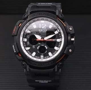 Jam Tangan Digitec DG-2130 Original