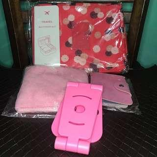 🆕Travel in Pink essentials