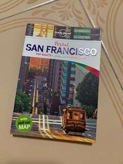 🚚 Lonely planet San Francisco