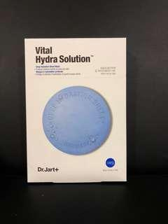 [Clearance] - Dr Jart+ Vita Hydra Solution Sheet Mask Per Box of 5 Pieces