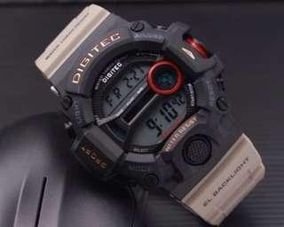 Jam Tangan Digitec DG-2131 Original