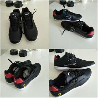 Puma men rubber shoes