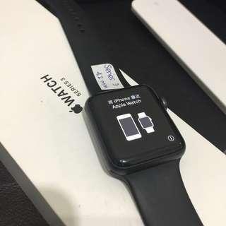 Apple Watch Series 3 42Mm Black bisa Tt