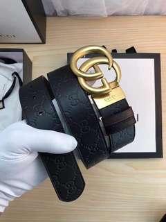 36cc9cc4b9f Gucci Reversible belt size 85-110cm Authentic Grade Quality