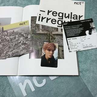 [WTS] NCT 127 Regular Album with Yuta pc