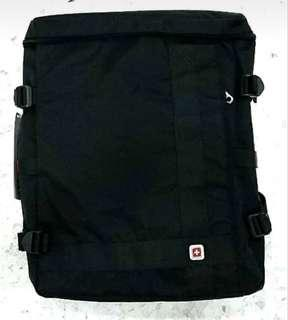 Laptop Backpack Black / Black Backpack