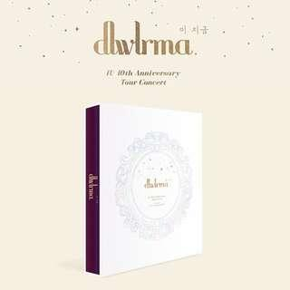 [PREORDER] IU 10th Anniversary Tour Concert dlwlrma