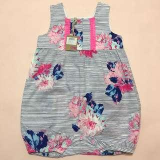 🚚 New Joules Floral Romper