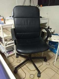 🚚 Leather office Chair