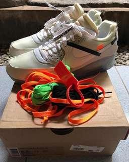 🚚 Nike airmax 90 off white