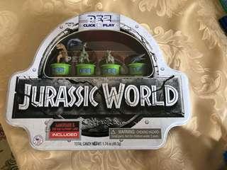 Pez Jurassic Park candy